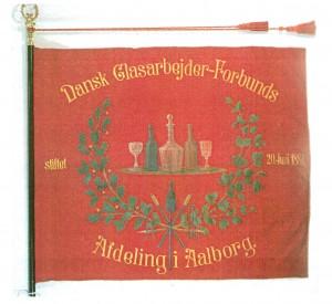 D-G-F fane 20.juni 1884