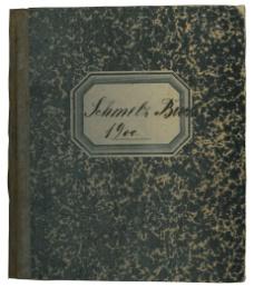 Schmelz Buch 1900