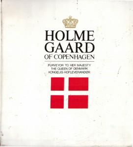 Holmegaard mappe