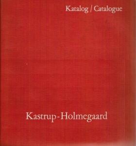 Kastrup Holmegaard katalog